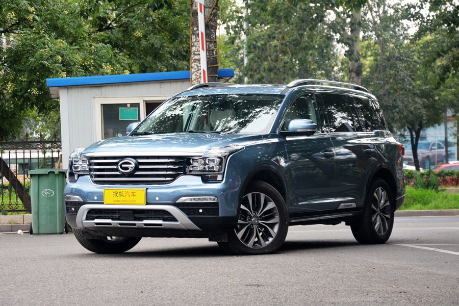 [无锡]广汽传祺gs5降价0.93万 现车充足!-搜狐汽车