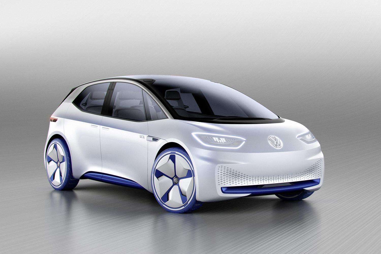 【图】2016巴黎车展 大众电动概念车i.d.解码-搜狐汽车