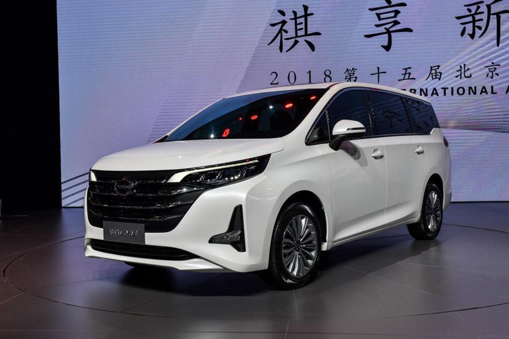 广汽传祺GM6