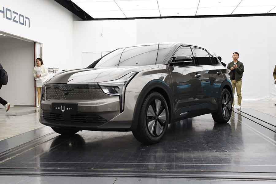 合众新能源U标志,点击进入合众新能源U车型页