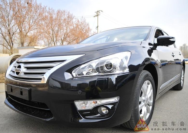 提车新世代天籁2.5L XL领先版,新车报道图片