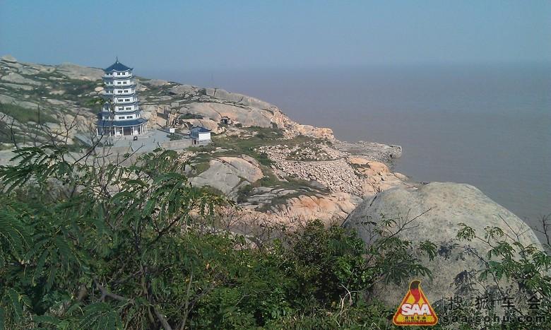 登上海洋山风景区观东海_狮跑公社_搜狐车友会手机版