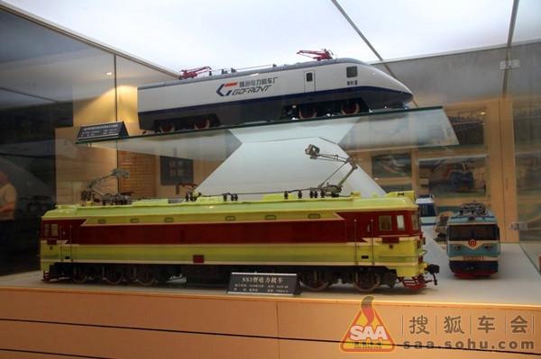 ss9型电力机车