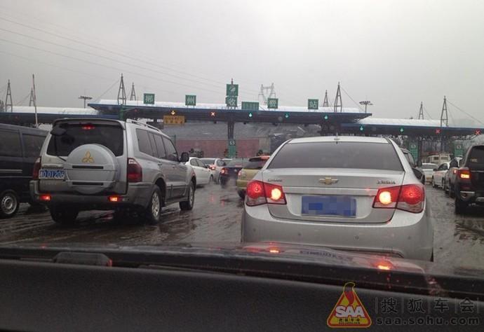过年回来北京到郴州一路的车祸啊 大家注意安全啊
