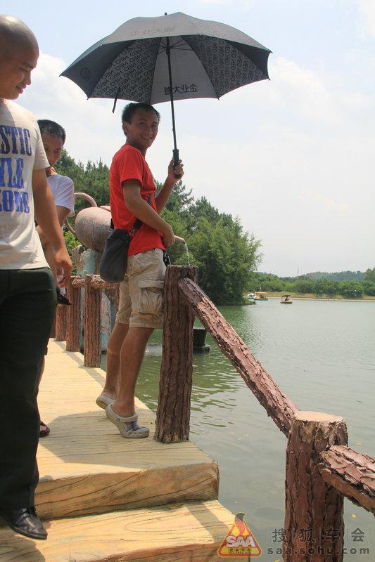 【玩遍广东】清远牛鱼嘴原始森林风景区游记_深圳