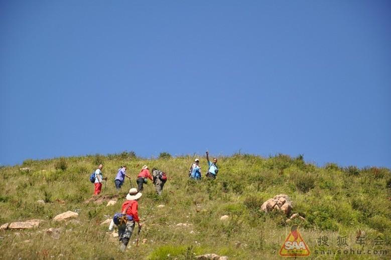 五台山驼梁自然风景区