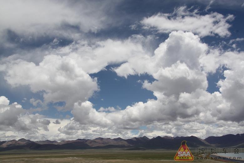 西藏的云 羚羊 喜羊羊 搜狐车友会高清图片