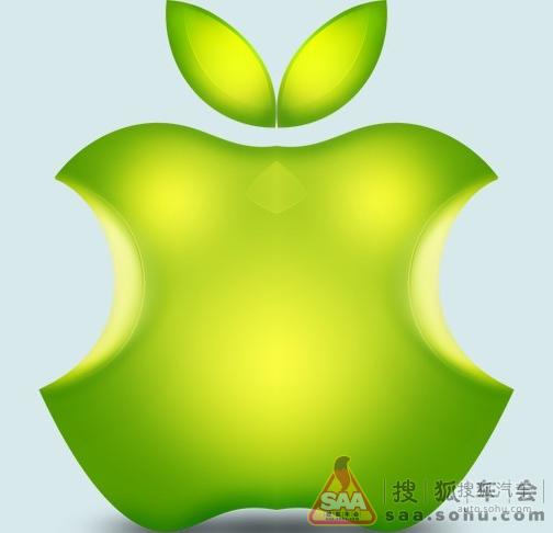 对称苹果简笔画-世界对称日