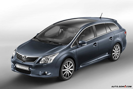 2009款丰田Avensis Cross